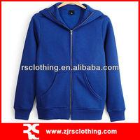 Mens Heavy Cotton Promotional Hooded Sweatshirt Full Zip Hoodie