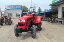 farm traktor 55hp 4WD price more attractive than kubota garden tractor price