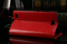 Hot selling leather mobile phone case flip cover phone case for nokia lumia 1320