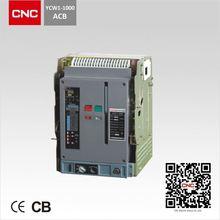 YCW1 Air Circuit Breaker acb 3200a air circuit breaker