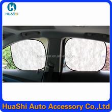 Cheap nylon side car sunshade car sun glare visor