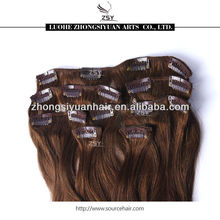 ZSY clip in hair extensions uk