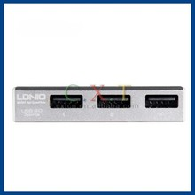 Wired USB2.0 Networking Adapter 3 Port USB Hub (White)