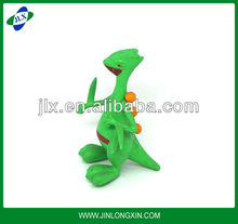 mini plush cartoon resin animal figurines toys