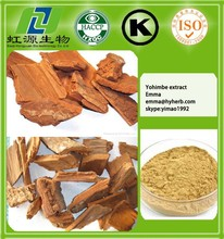 Bark Part and Herbal Extract Type Yohimbe extract