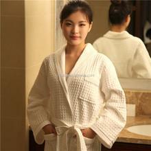 100% cotone qualità hotel accappatoio