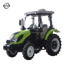 4 Wheeled farming tractor DETUZ engine and FIAT GEARBOX BTB604-01 for 60hp with cabin