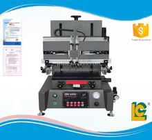 Easy operation manual/semi-automatic mini desktop systerm PCB silk screen printer S-2030V