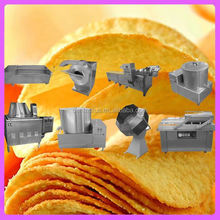 Industrial pringles potato chip making machine