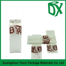 Eco-Friendly Hot Selling Made In China Rice Paper Bag With Zipper for dry fruit