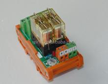 2 channel relay module/PLC relay module/module relay