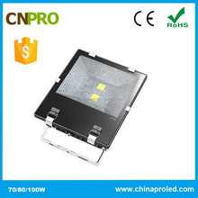 High Lumen Perfect 70w led flood light Meanwell Driver with Heat Copper pipes