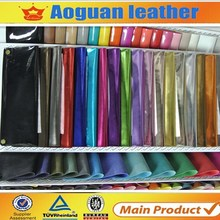 2015 hot sell pu leather material to make sandals