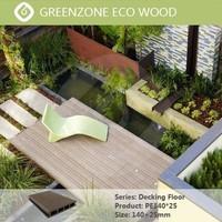 high quality waterproof wpc decking flooring leisure garden rich wpc wood