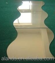 Mirror acrylic/PMMA plastic panel
