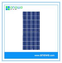 130w 140w 150w high quality solar panel