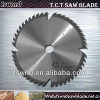 Strict quality control End Trimming for Boarded panels cutting carbide tipped circular saw blade