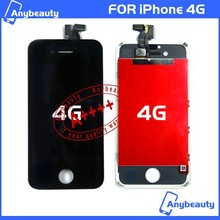Replacement Lcd Touch Screen For iPhone 4 Used Mobile Phones Display LCDs