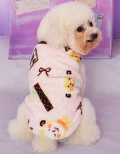 pet sweater lovely and charming Winter pet dog apparel