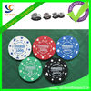 11.5g ABS poker chips print logo roulette poker chip set