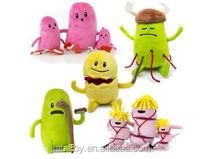 monions Soft Stuffed Animal Toy cartoon characters toy OEM plush toy