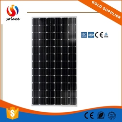 independent 12v 100w solar panel flexible