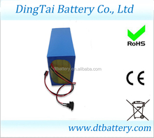 48V 10Ah LiFePO4 lithium iron phosphate battery pack for electric vehicle
