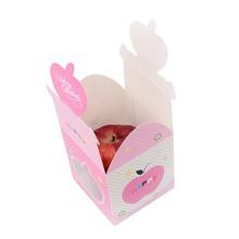 Christmas apple box/ custom paper gift box/ fashion paper gift box