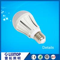 Aluminum led bulb for India market