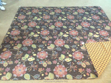 cotton Patchwork Pattern and Adults Age Group Quilt