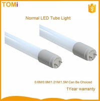 Hot Sale 0.6M 10W 800Lumens 180-240v AC180-240V PF>0.5 Ra>70 t8 18w t8 asian red tube