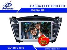 Car dvd player for hyundai IX-35 HK7012