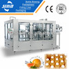 With CE High quality SM F18-18-6 Full automatic washing filling capping fruit juice machine