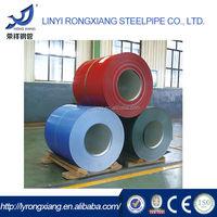 China wholesale porcelain coated steel 2013 hot sale color coated steel