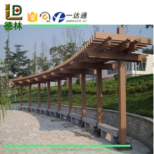 cheap wooden fence panels used horse fence panels Wood Plastic Composite Fence