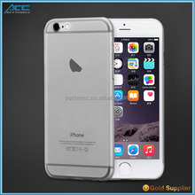 free sample 0.35mm ultra thin phone case for iPhone 6 6plus