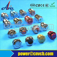 momentary tact switches 4 pin 12mm tactile switch