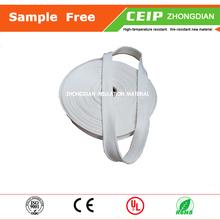 High silica fiberglass sleeve manufacturer by Zhongdian