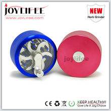 Best price various types colorful metal smoking tobacco herb grinder
