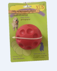 2015 high quality TPR snack ball for dog