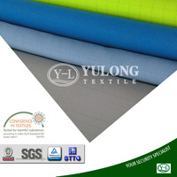 Woven twill cotton conductive static protection fabric for workwear pants
