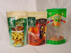 2015 new product Square Bottom Side Gusset dog food packaging bag