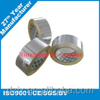 Heat Resistance Self Adhesive Aluminum Foil Tape 50 micron thickness
