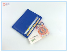 Genuine Real Leather Slim Thin Credit Card Holder Mini wallet ID Case Wallet