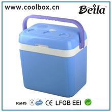 easily carried in any color cooler and warmer most used in car rectangle ac/dc