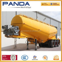 2015 China competitive price 3 axles cement bulk carrier trailer for sale-Factory direct sale