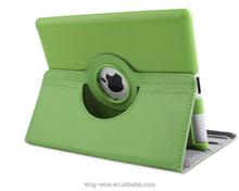 Ultra thin Flip Pu Leather 360 Degree Rotating Cases Smart Cover Stand For iPad 2 3 4 5 6 air Mini /Mini Retina 2 for ipad air 2
