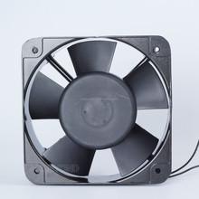 15050อิเล็กทรอนิกส์ตู้พัดลมดูดอากาศ110v220vacแกนพัดลมไหลบอลแบริ่งที่มีคุณภาพสูงacพัดลมระบายความร้อน