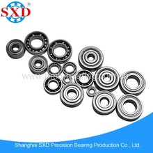 High performance miniature bearing, ball bearing, P0-P2,, high rotation speed, long service life, rock bottom price