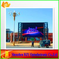 Wholesale p8 outdoor advertising led tv matrix
